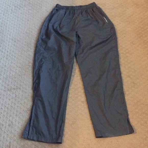9d439566b9 Reebok pants men nylon track unlined ankle zipper poshmark jpg 580x580  Reebok pajamas for men
